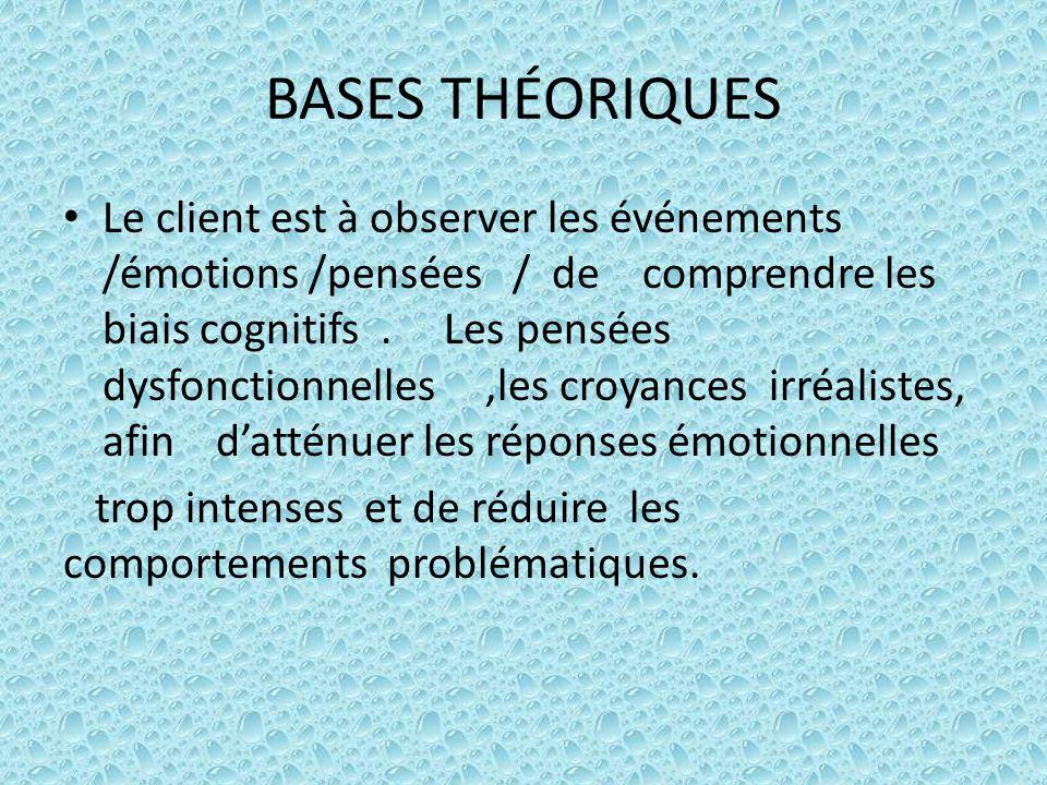 BASES THÉORIQUES