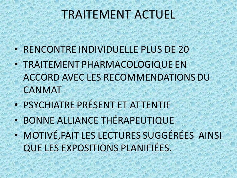 TRAITEMENT ACTUEL RENCONTRE INDIVIDUELLE PLUS DE 20