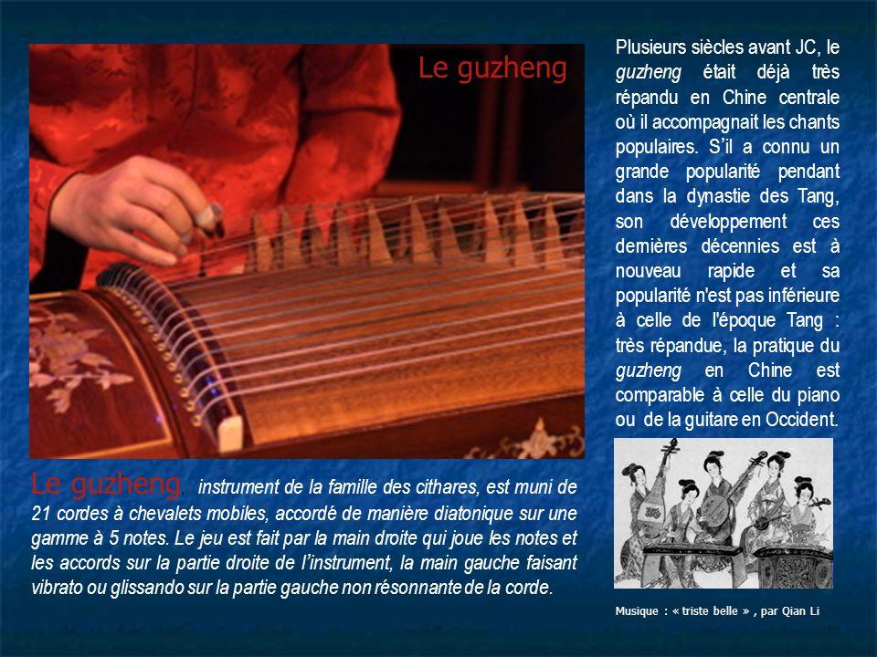 Le guzheng