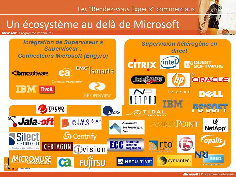 Un écosystème au delà de Microsoft