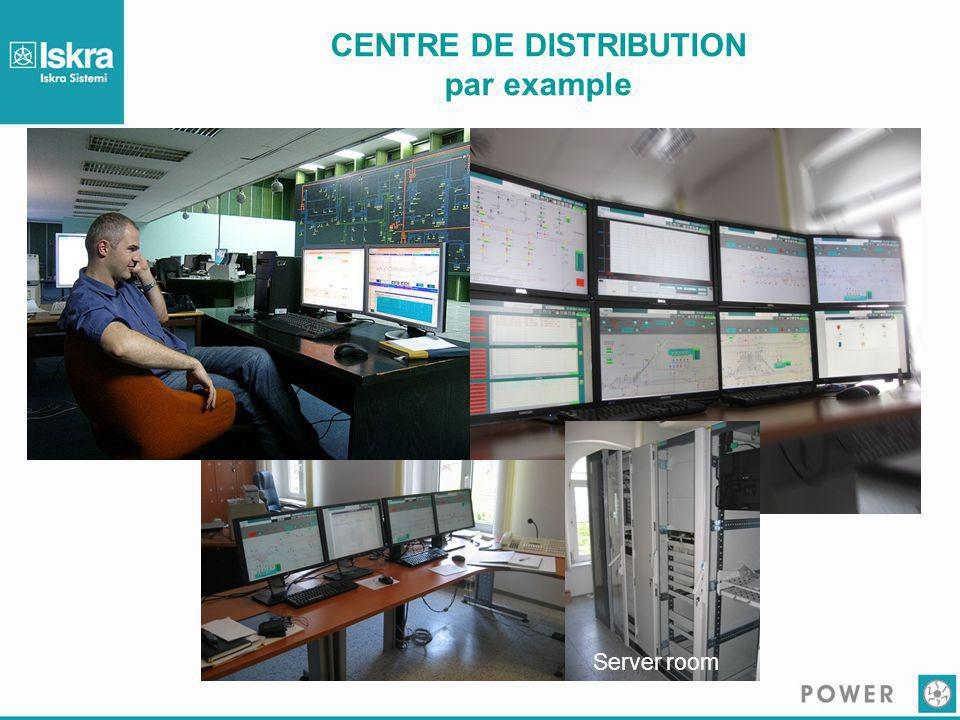 CENTRE DE DISTRIBUTION par example
