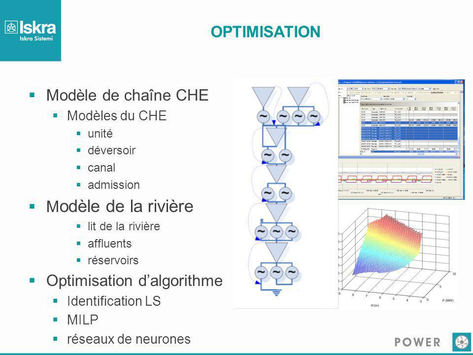 Optimisation d'algorithme