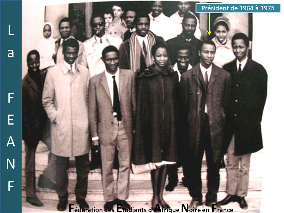 Fédération des Etudiants d'Afrique Noire en France