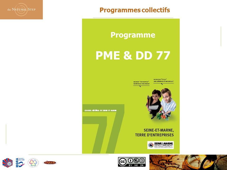 Programmes collectifs