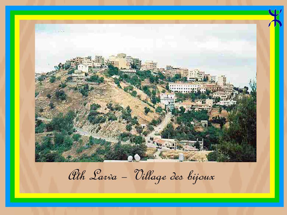 Ath Larva – Village des bijoux