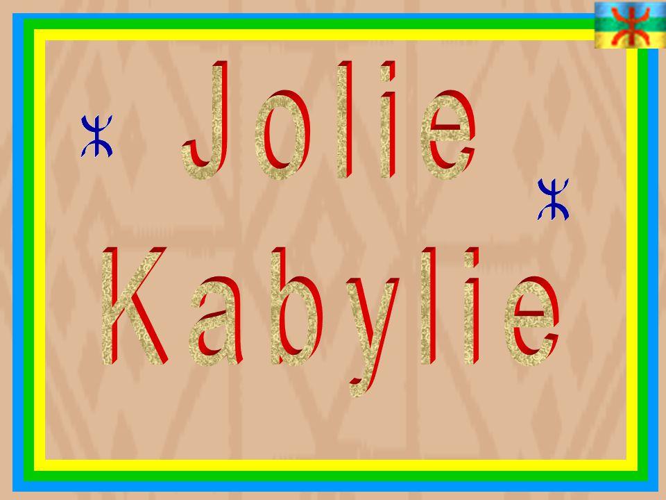 Jolie Kabylie
