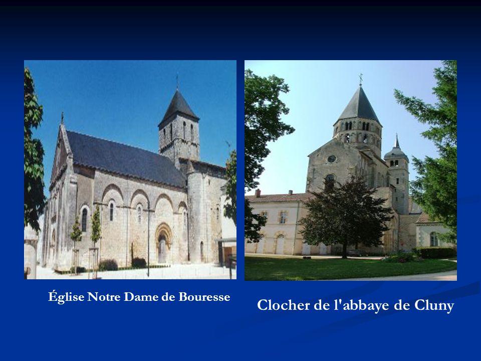 Église Notre Dame de Bouresse