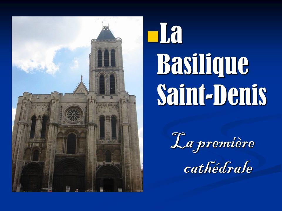 La première cathédrale