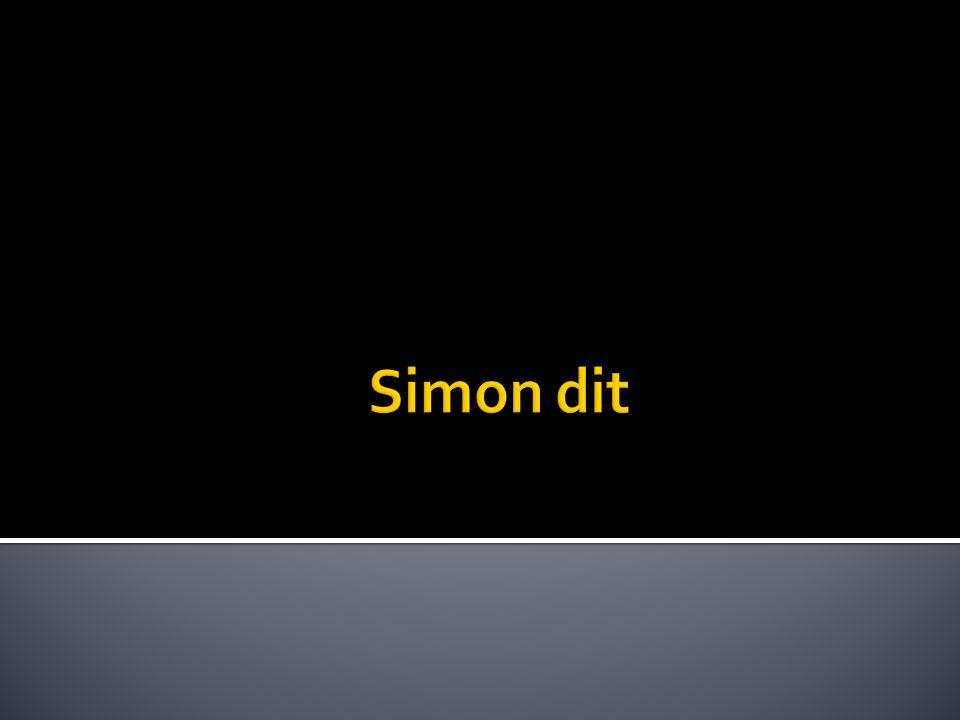 Simon dit