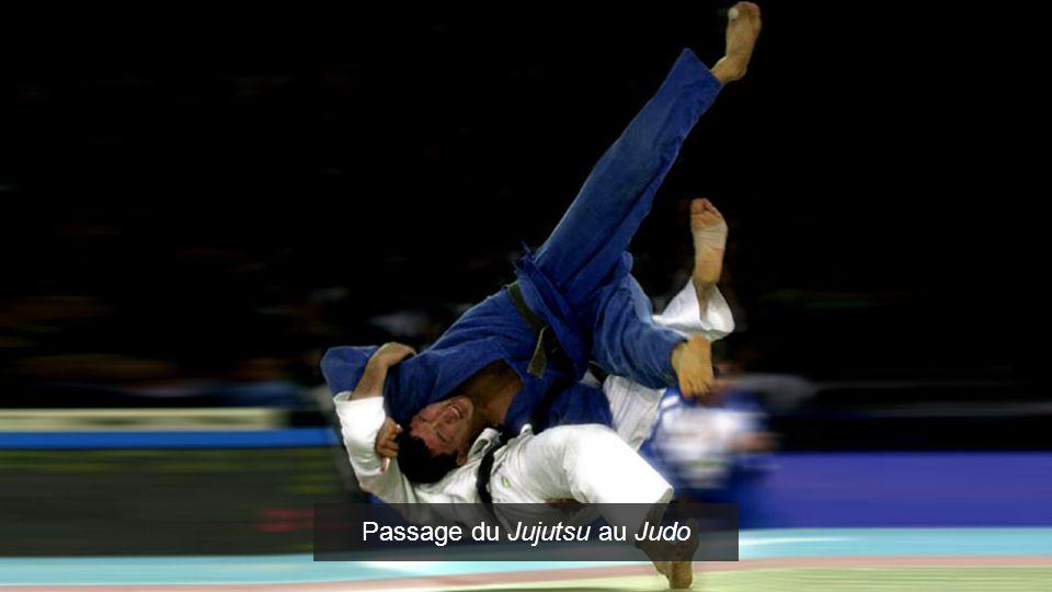 Passage du Jujutsu au Judo Passage du Kenjutsu au Kendo