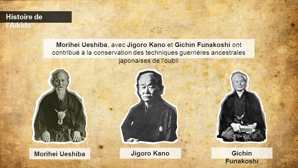 Histoire de l'Aïkido