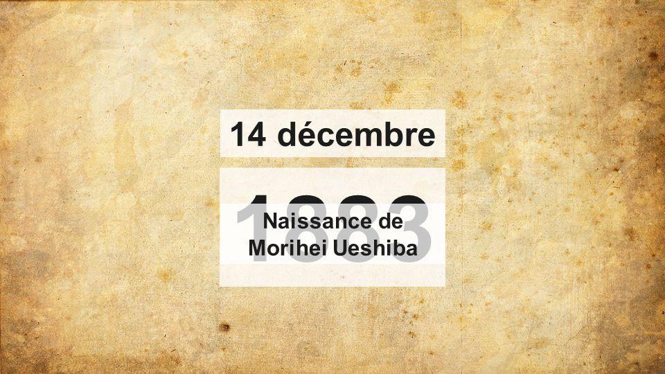 Naissance de Morihei Ueshiba