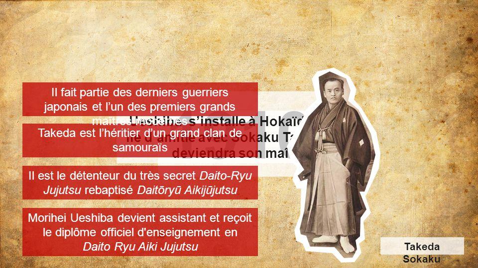 Takeda est l'héritier d'un grand clan de samouraïs
