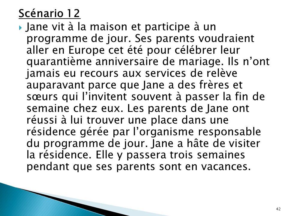Scénario 12