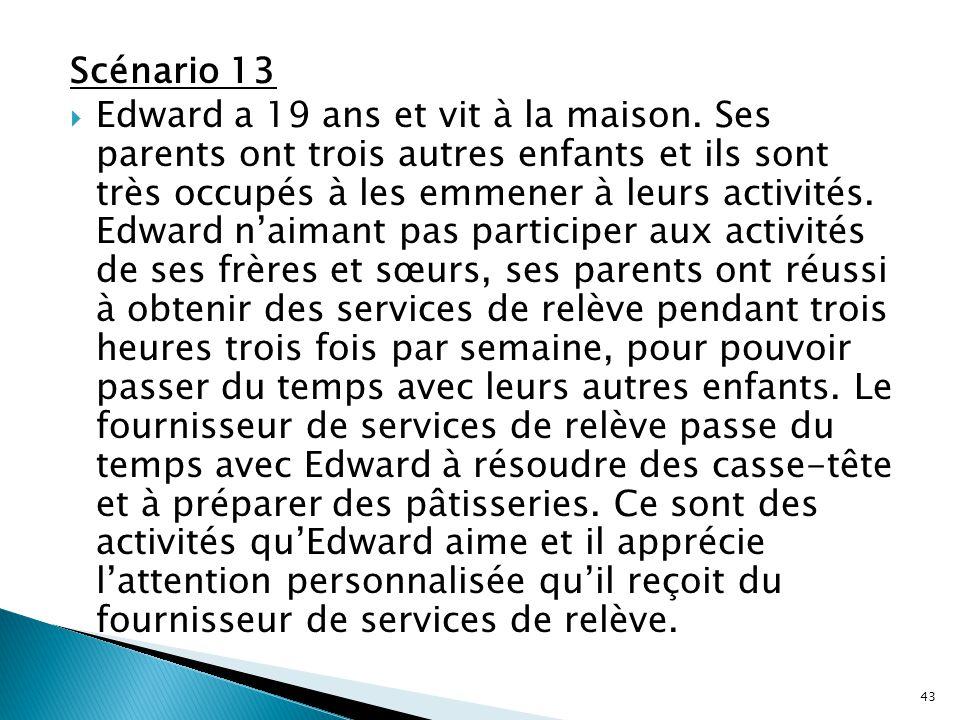 Scénario 13