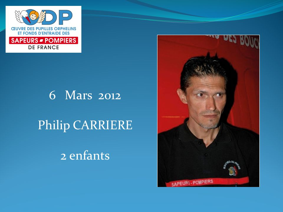 Mars 2012 Philip CARRIERE 2 enfants