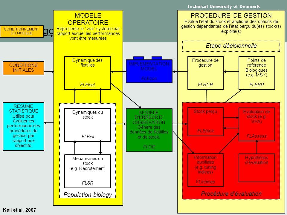Les lego FLR MODELE OPERATOIRE PROCEDURE DE GESTION