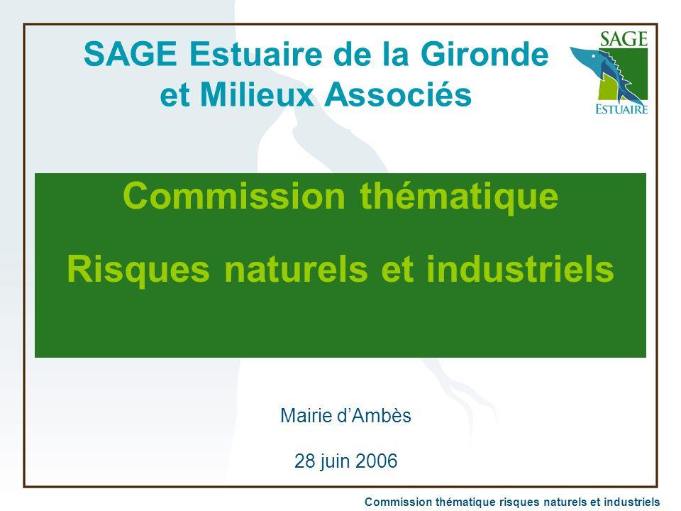 SAGE Estuaire de la Gironde et Milieux Associés