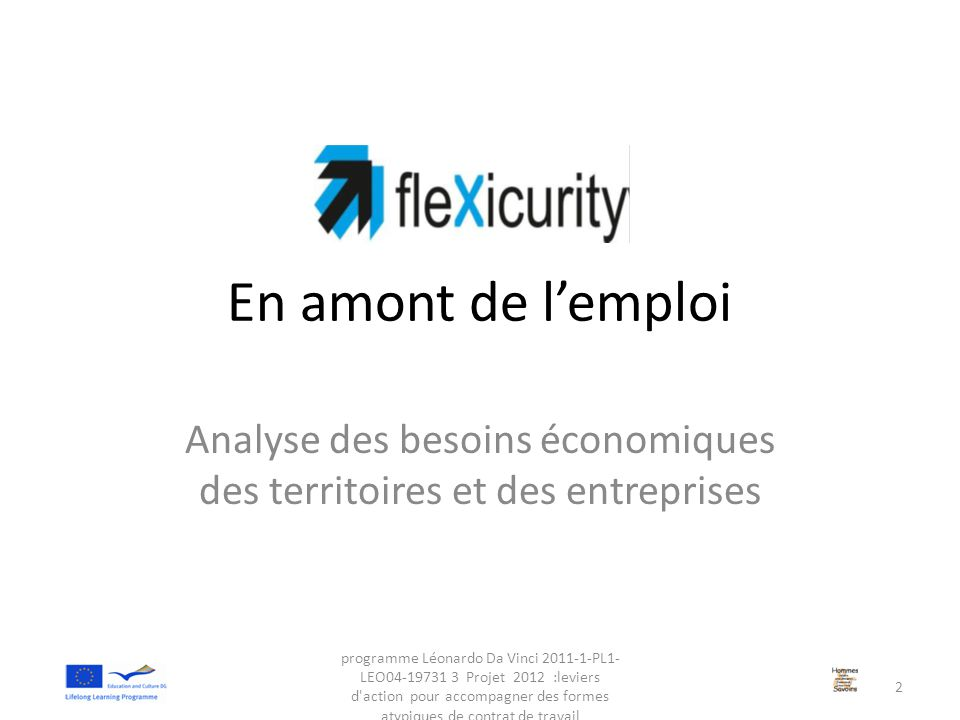 Analyse des besoins économiques des territoires et des entreprises