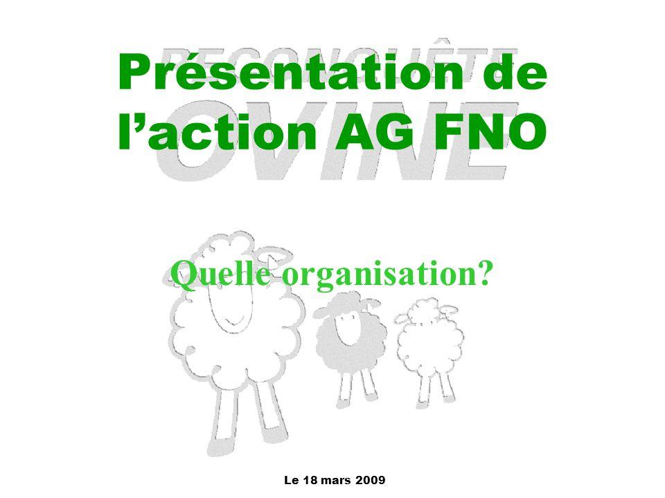 Présentation de l'action AG FNO