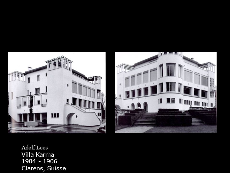 Adolf Loos Ppt Video Online T 233 L 233 Charger