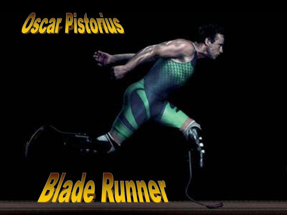Oscar Pistorius Blade Runner