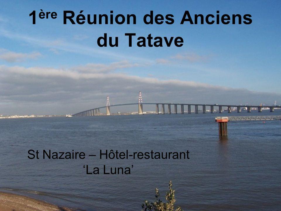 1ère Réunion des Anciens du Tatave