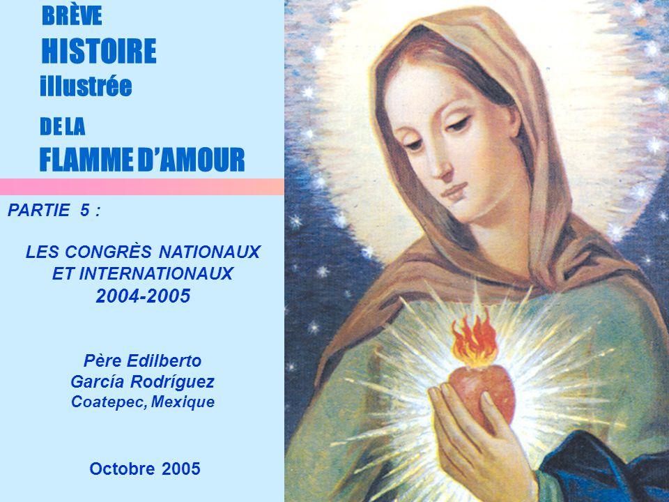 BRÈVE HISTOIRE illustrée DE LA FLAMME D'AMOUR