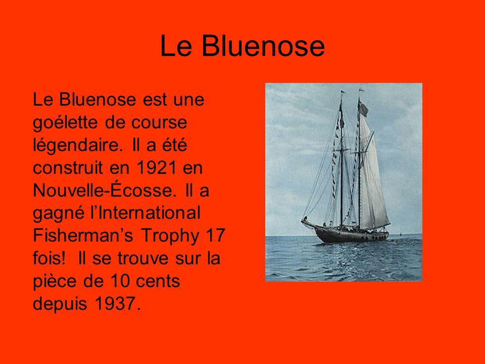 Le Bluenose