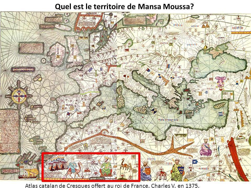 Quel est le territoire de Mansa Moussa