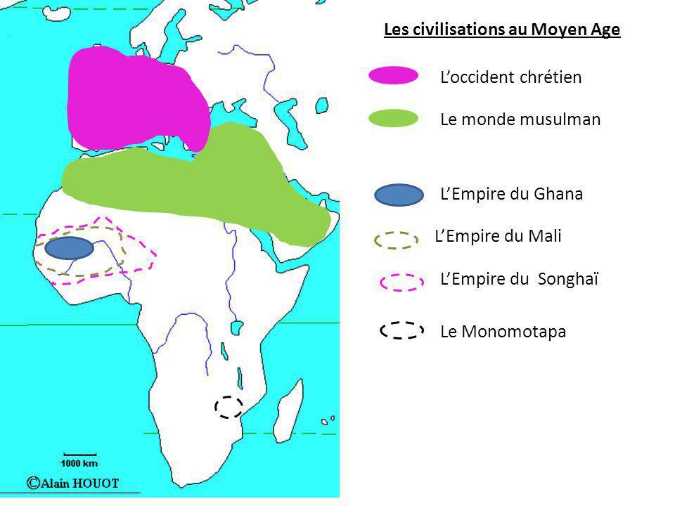 Les civilisations au Moyen Age
