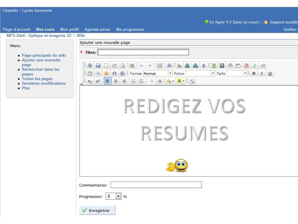 COMMENT MUTUALISER REDIGEZ VOS RESUMES