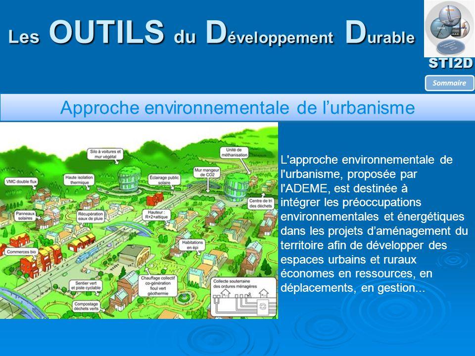 Les OUTILS du Développement Durable