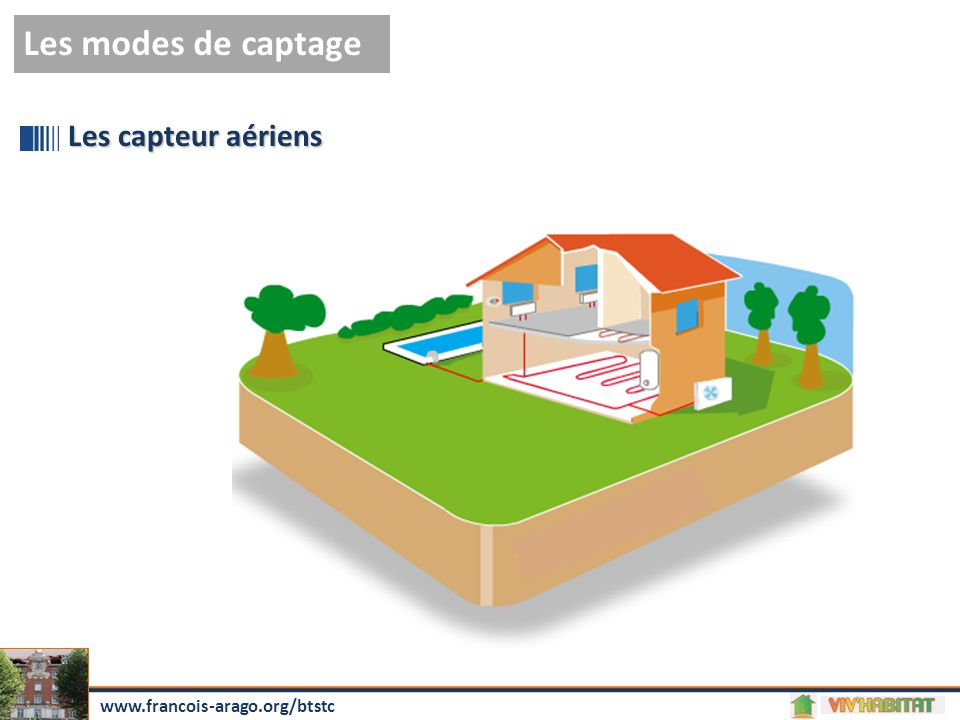 Les modes de captage Les capteur aériens www.francois-arago.org/btstc
