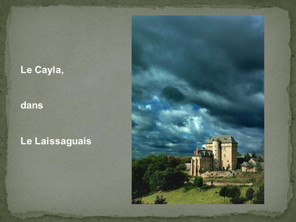 Le Cayla, dans Le Laissaguais