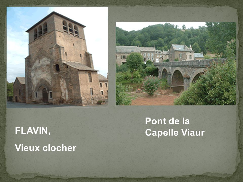 Pont de la Capelle Viaur