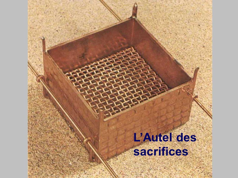 L'Autel des sacrifices