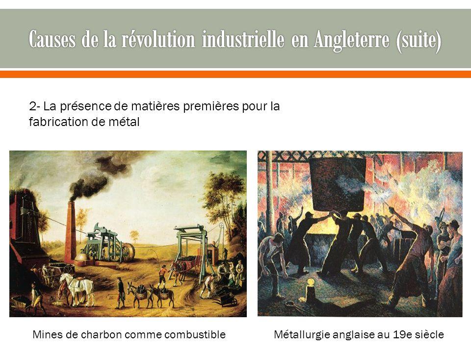 En Suite La Gi: La Révolution Industrielle En Angleterre