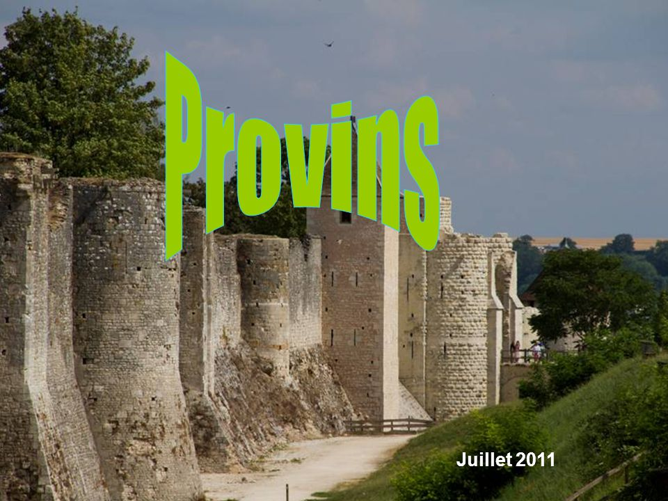 Provins Juillet 2011