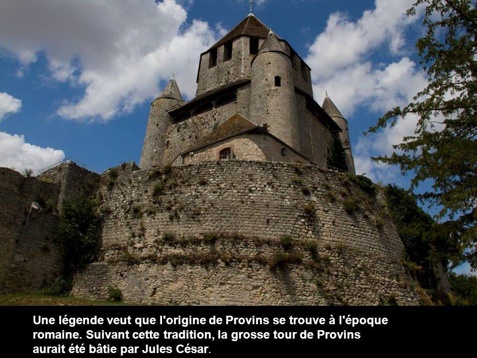 Une légende veut que l origine de Provins se trouve à l époque romaine