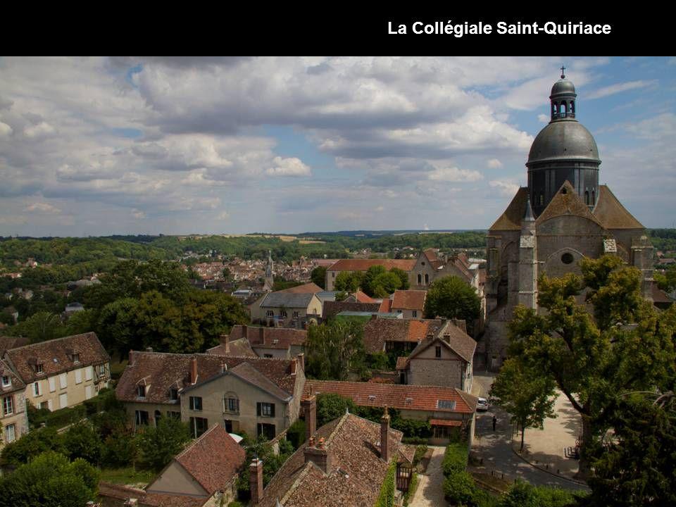 La Collégiale Saint-Quiriace