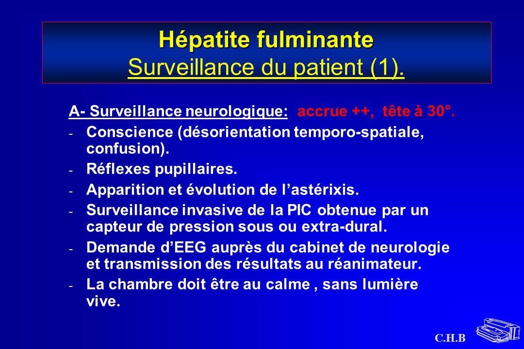 Hépatite fulminante Surveillance du patient (1).