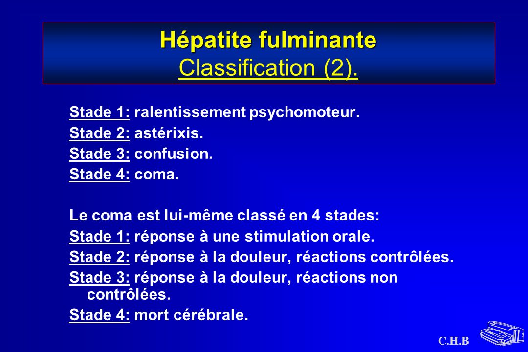 Hépatite fulminante Classification (2).