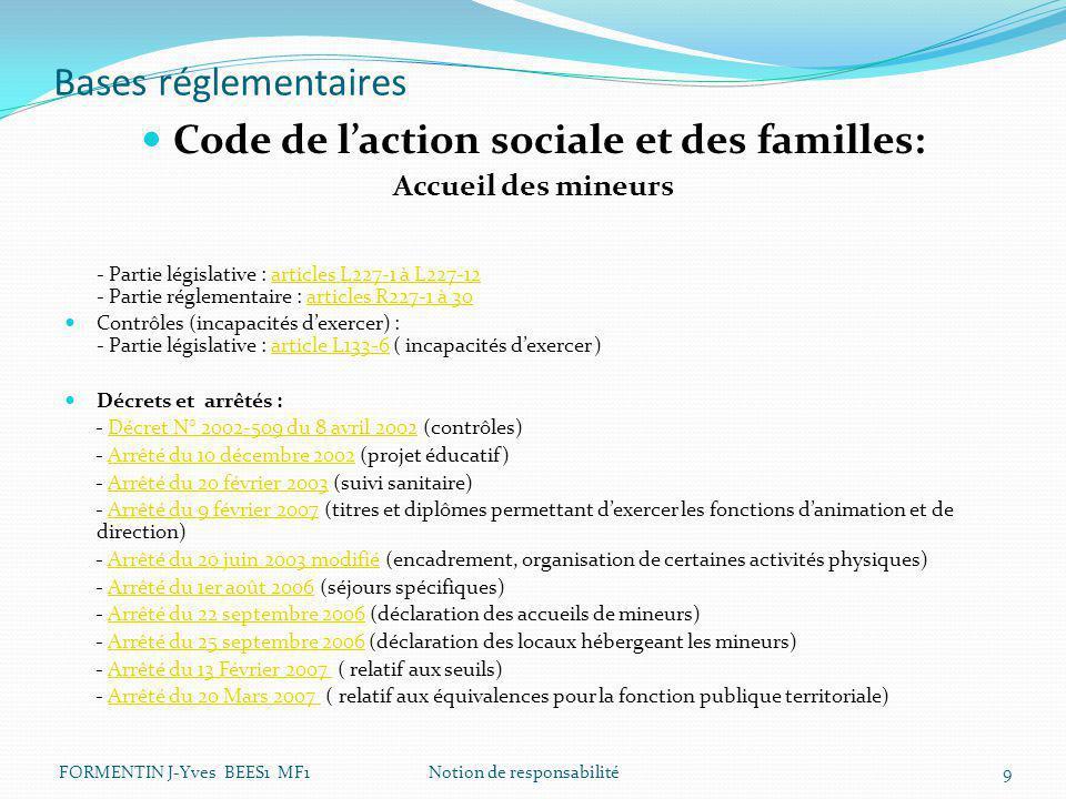 Code de l'action sociale et des familles: