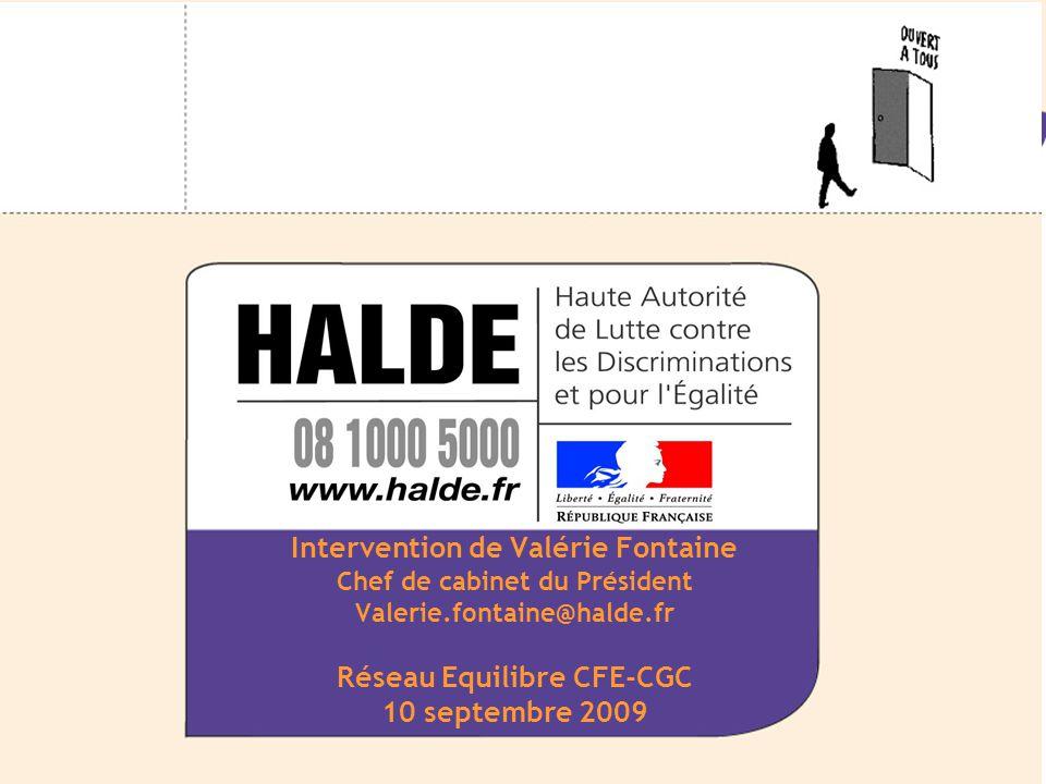 Collège 29 septembre 2008 Promotion de l'égalité Équipe Emploi
