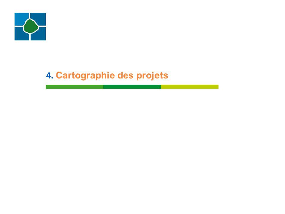 4. Cartographie des projets
