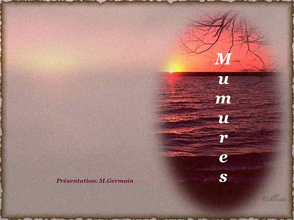 Présentation: M.Germain