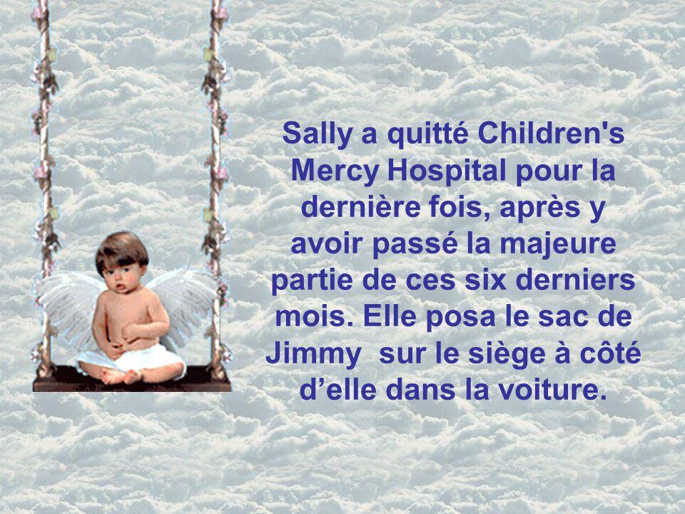 Sally a quitté Children s Mercy Hospital pour la dernière fois, après y avoir passé la majeure partie de ces six derniers mois.