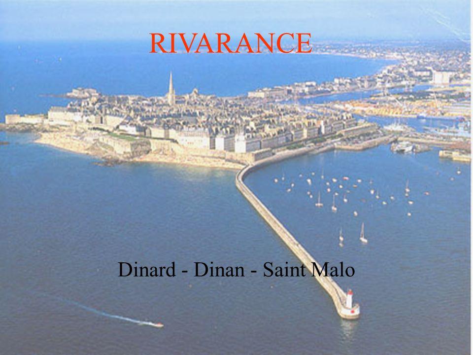 Dinard - Dinan - Saint Malo