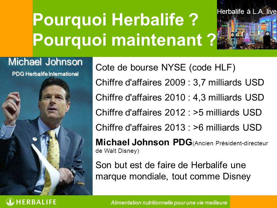 PDG Herbalife International